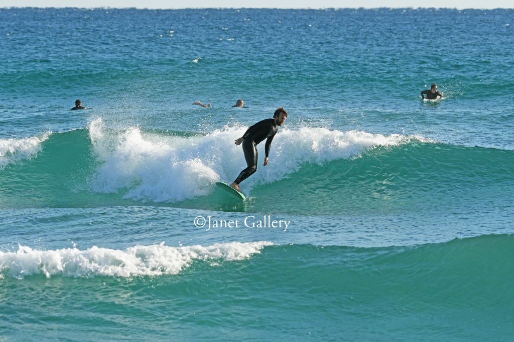 Long boarder surfing palm beach county FL